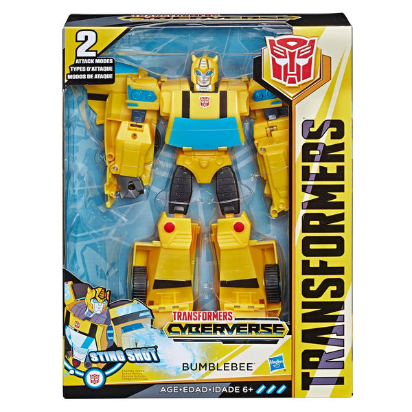 Figura Accion Transformers Vehículo 30 cm Assortment Hasbro