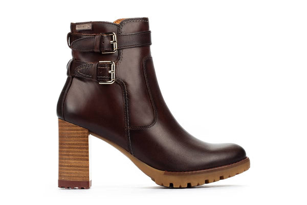 Pikolinos Women's  Calfskin Connelly Ankle Boots W7M-8854