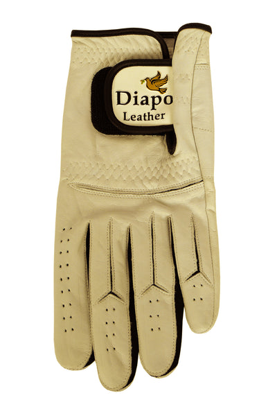 Diapo Leather Calfskin Golf Gloves DL - GG7001
