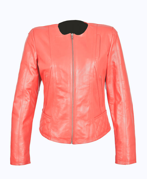 https://www.diapoleather.com/women'scharmed5pinkcowhideleatherjacket