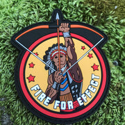 FIRE FOR EFFECT 3D PVC Morale Patch