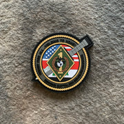 2nd Battalion 7th Marines PVC UNIT Patch