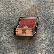 Holy Hand Grenade PVC Patch
