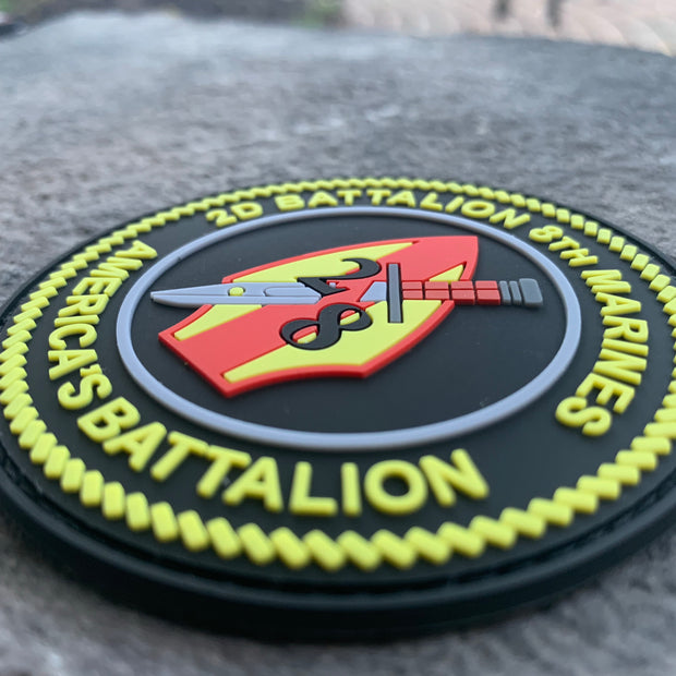 NEW!  2nd Battalion 8th Marines