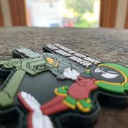 MK19 Martian PVC Patch