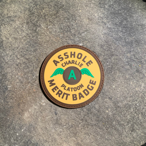 Asshole Merit Badge