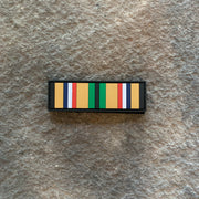 Desert Storm Campaign Ribbon PVC Patch