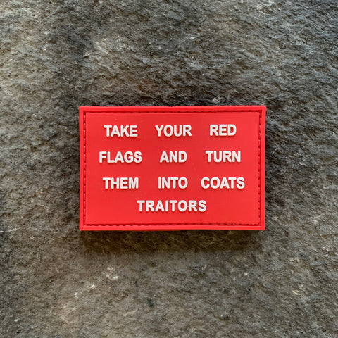 Red Flags = Red Coats