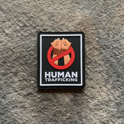 Human Trafficking Awareness PVC