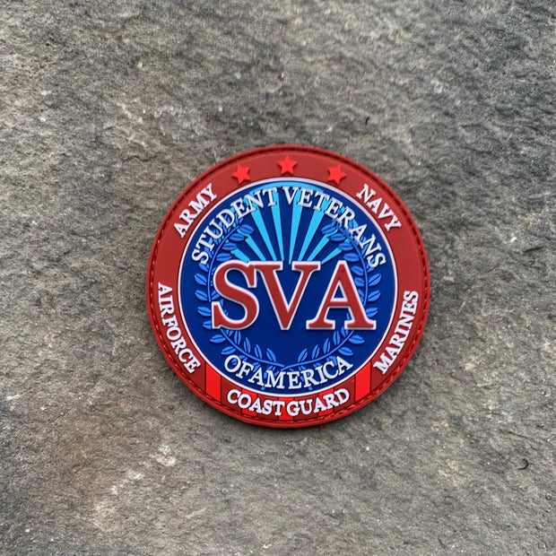 SVA Student Veterans of America National Logo