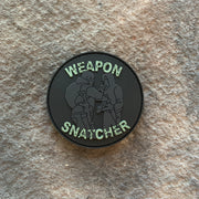 OFFICIAL Weapon Snatcher PVC Patch 1 of 4