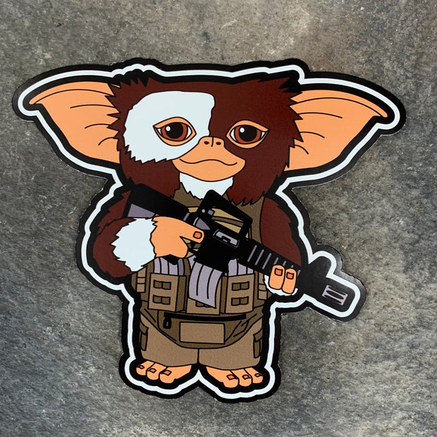 Tactical Gizmo Vinyl Decal