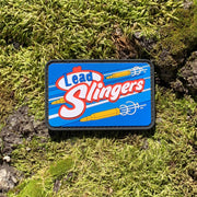 LEAD SLINGERS  PVC Morale Patch