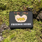 Freedom Seeds PVC Morale Patch