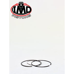 YAMAHA DT175 / DT175MX PISTON RING SET - Piston Rings | IMD Pistons