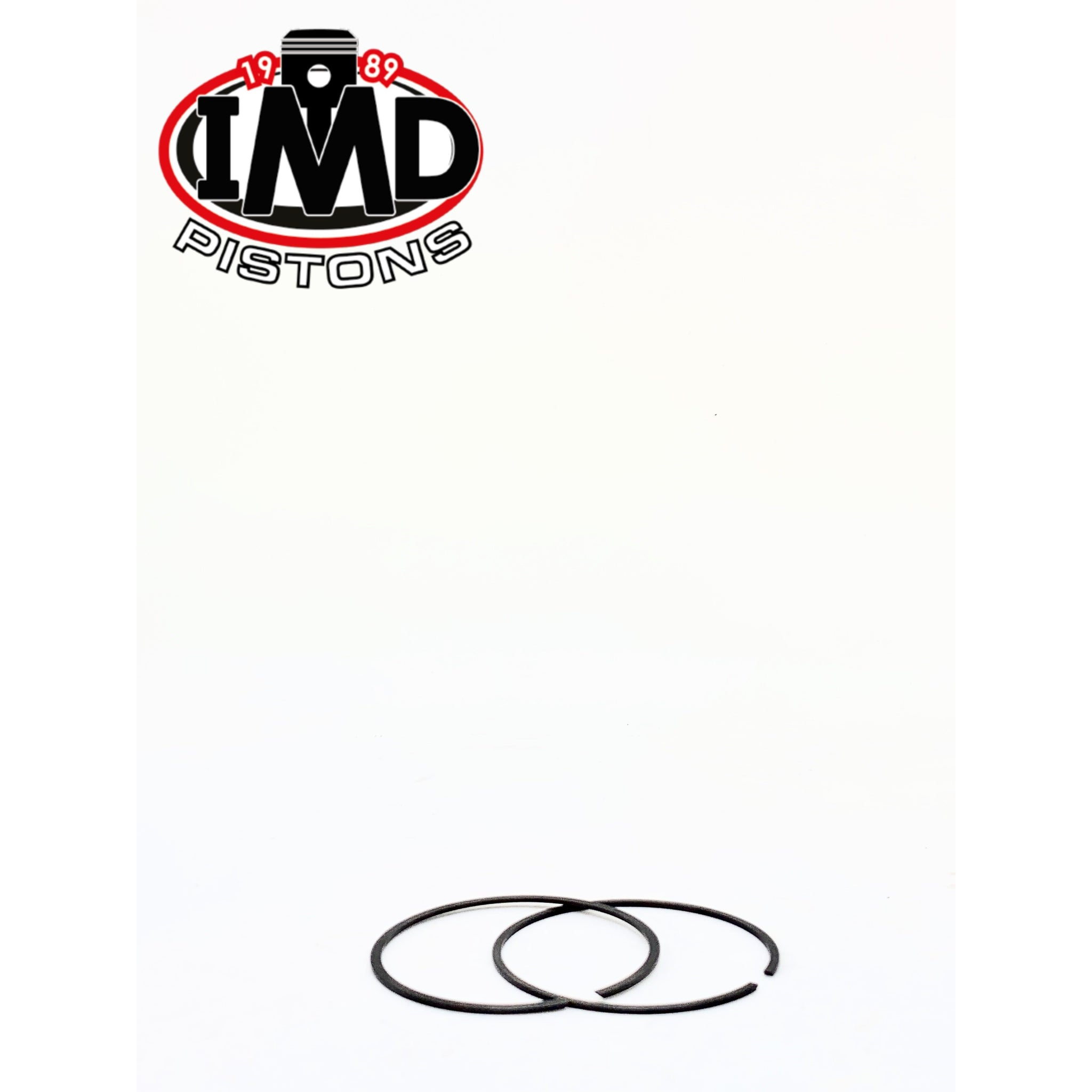 HONDA C70 ST70 CF70 PISTON RING SET - Piston Rings | IMD Pistons