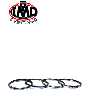 HONDA CB750 KZ F FZ FA FB DOHC PISTON RING SET (4) (425 Type) - Piston Rings | IMD Pistons