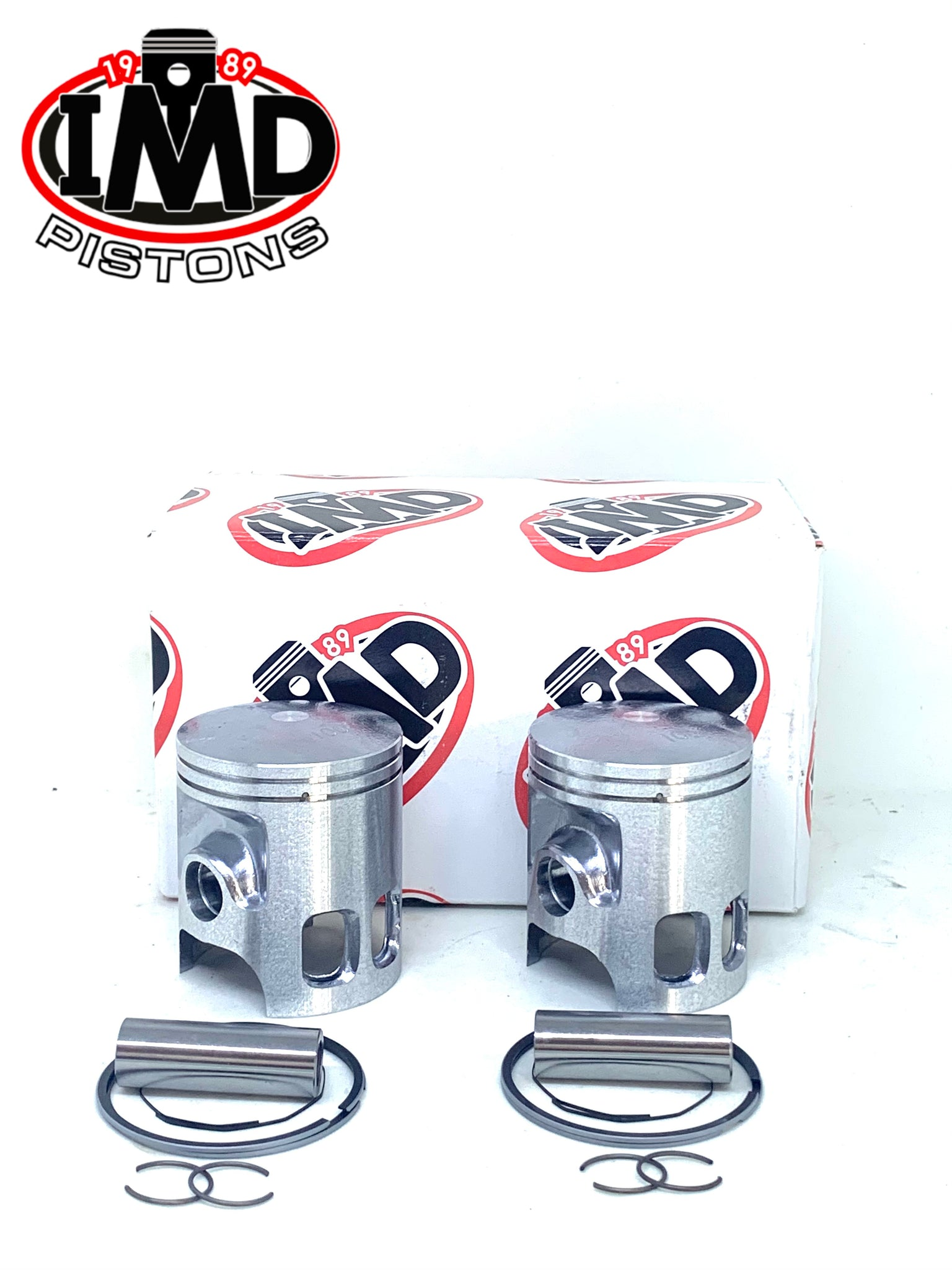 Yamaha RD200 Twin Piston Kits (2)