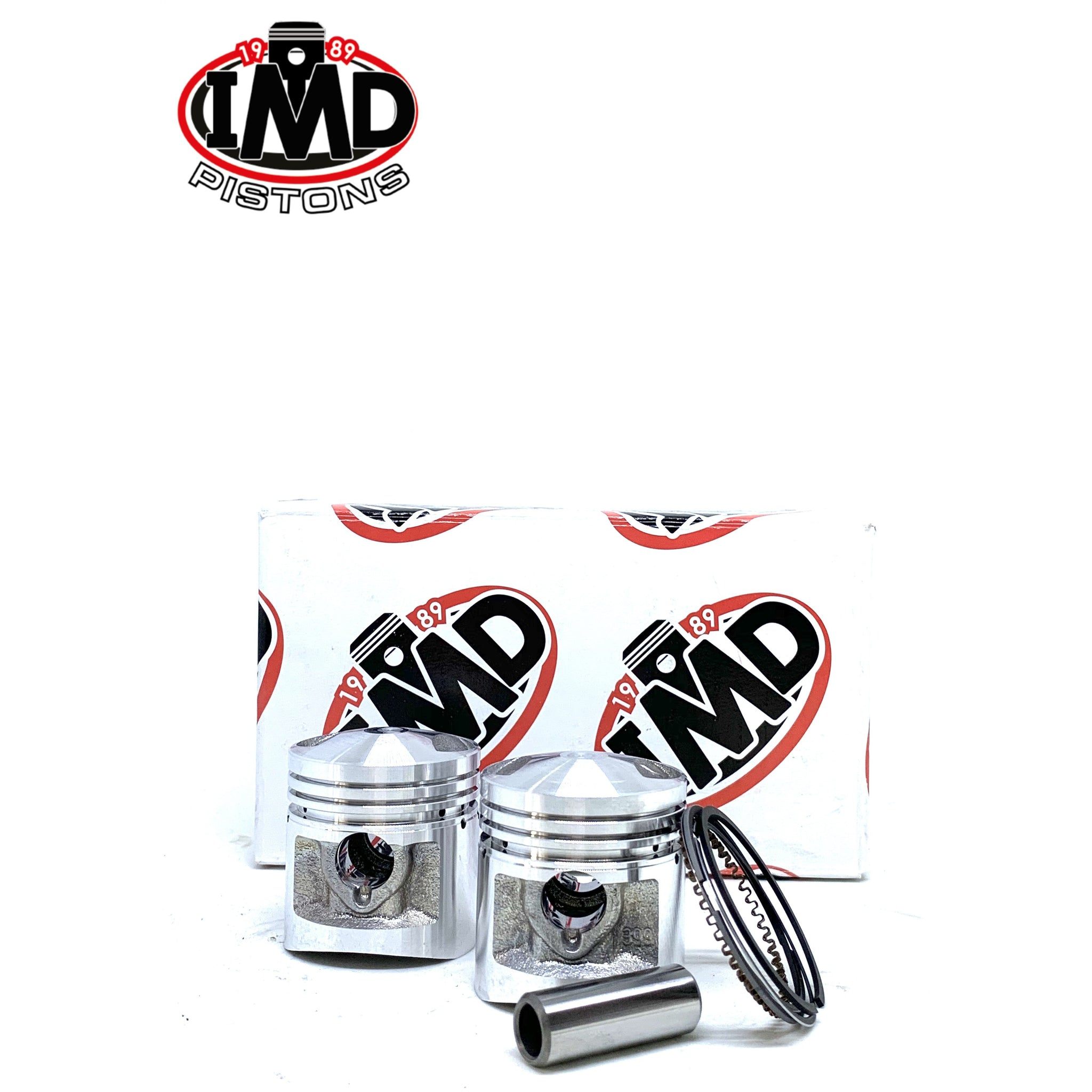 HONDA CB125T TWIN PISTON KITS (2)