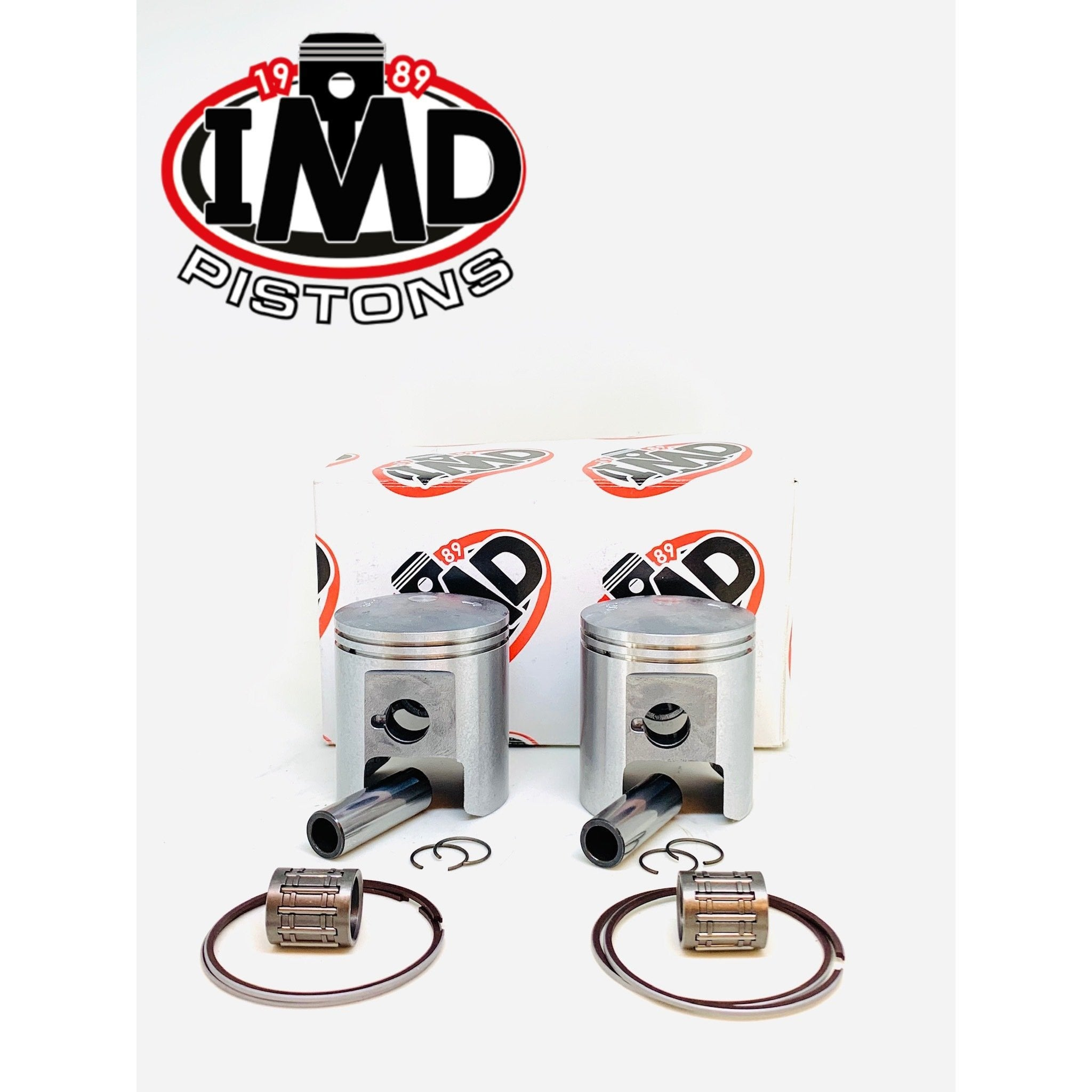 SUZUKI GT250 GT250X7 PISTON KITS & BEARINGS - Piston Kit | IMD Pistons