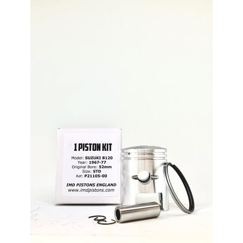 SUZUKI B120 TC120 PISTON KIT