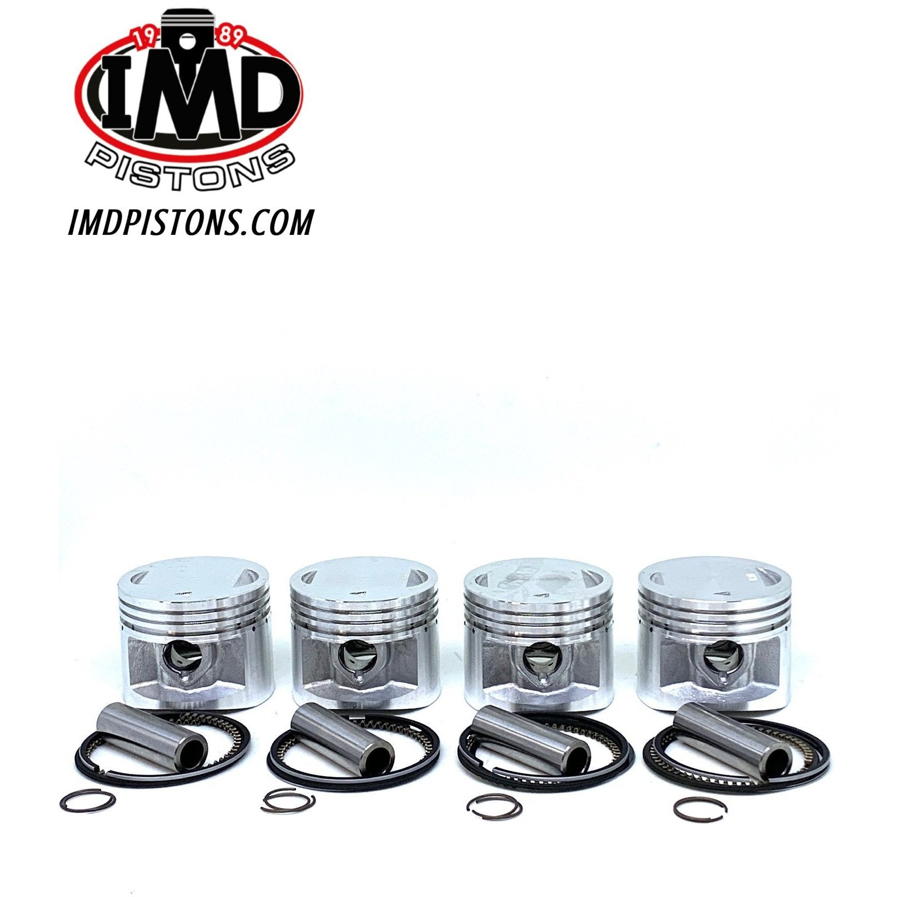 Honda CB550 K F (374) PISTON KITS (4)