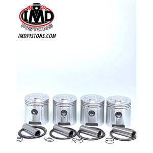 ARIEL SQUARE FOUR 4G MKI & MkII 1000cc PISTON KITS (4)