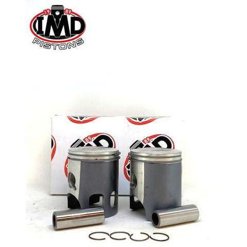 YAMAHA RD250 LC 4L1 ENDURAL PISTON KIT PERFORMANCE - Endural Piston Kit | IMD Pistons