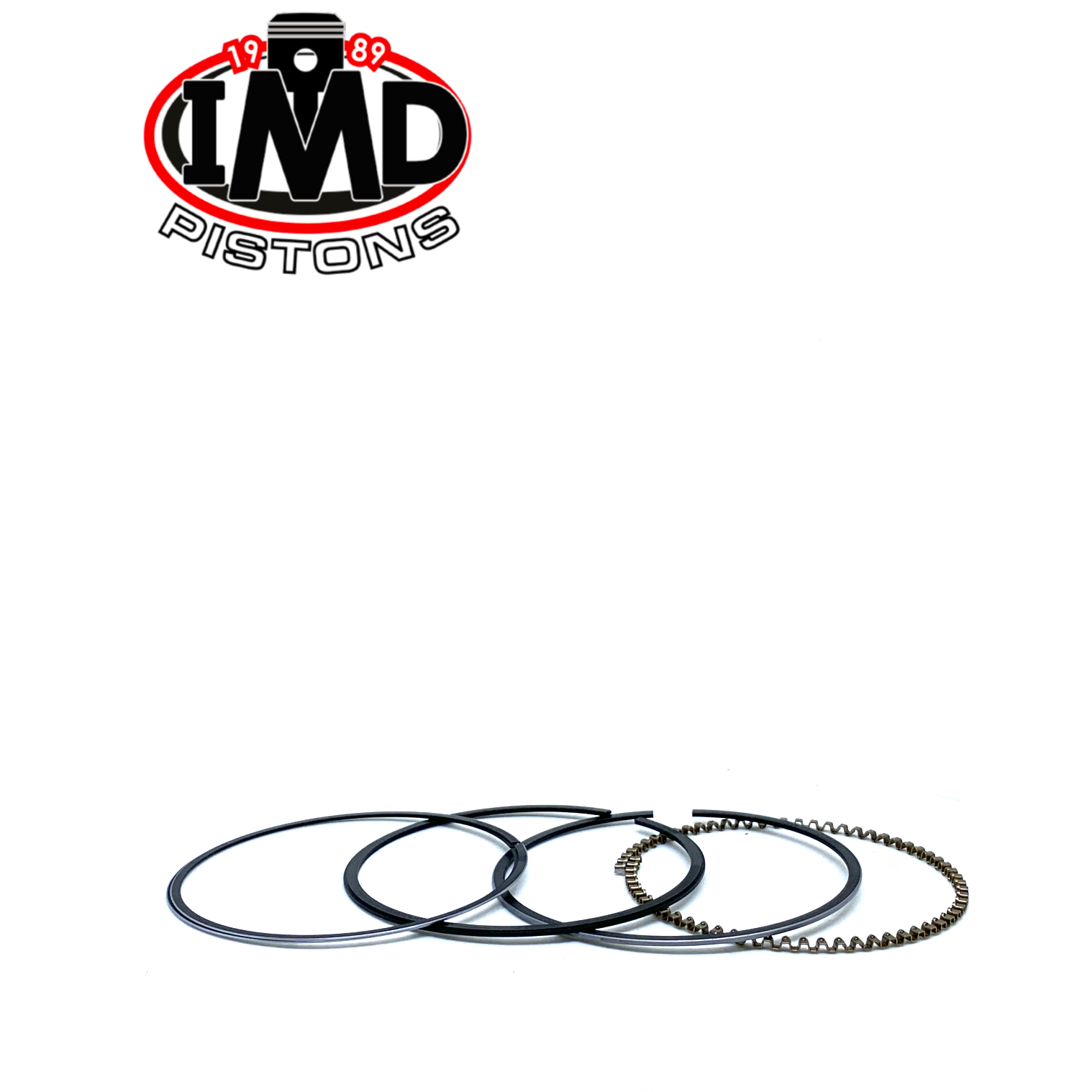 SUZUKI GN125 PISTON RING SET (1) - Piston Rings | IMD Pistons