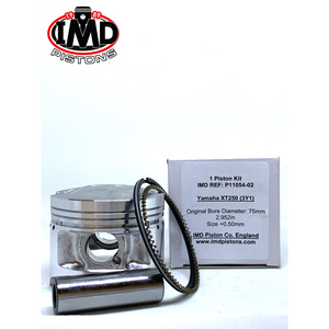 YAMAHA XT250 (3Y1) PISTON KIT (1)