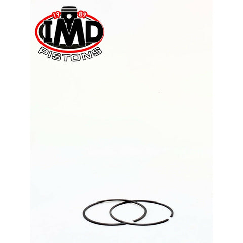 YAMAHA RS125 / RS125DX (479) PISTON RING SET (1) - Piston Rings | IMD Pistons