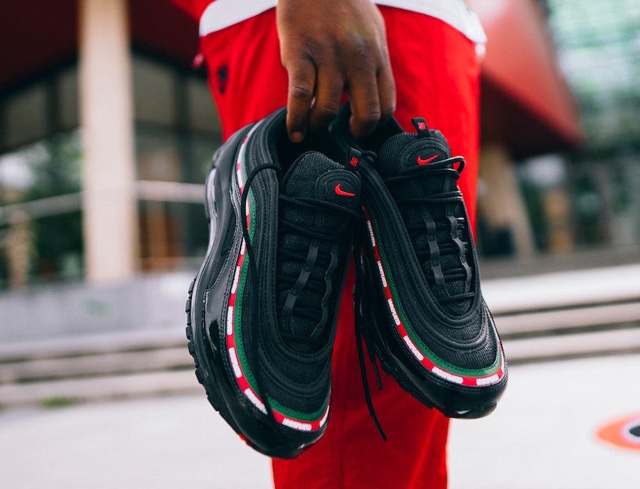 Undefeated X Nike Air Max 97 OG 'Black'