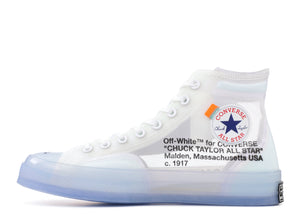 Off-White X Converse Chuck Taylor All Star 70 Hi 'The Ten'