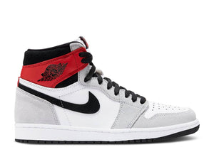 Nike Air Jordan 1 Retro High GS 'Light Smoke Grey'