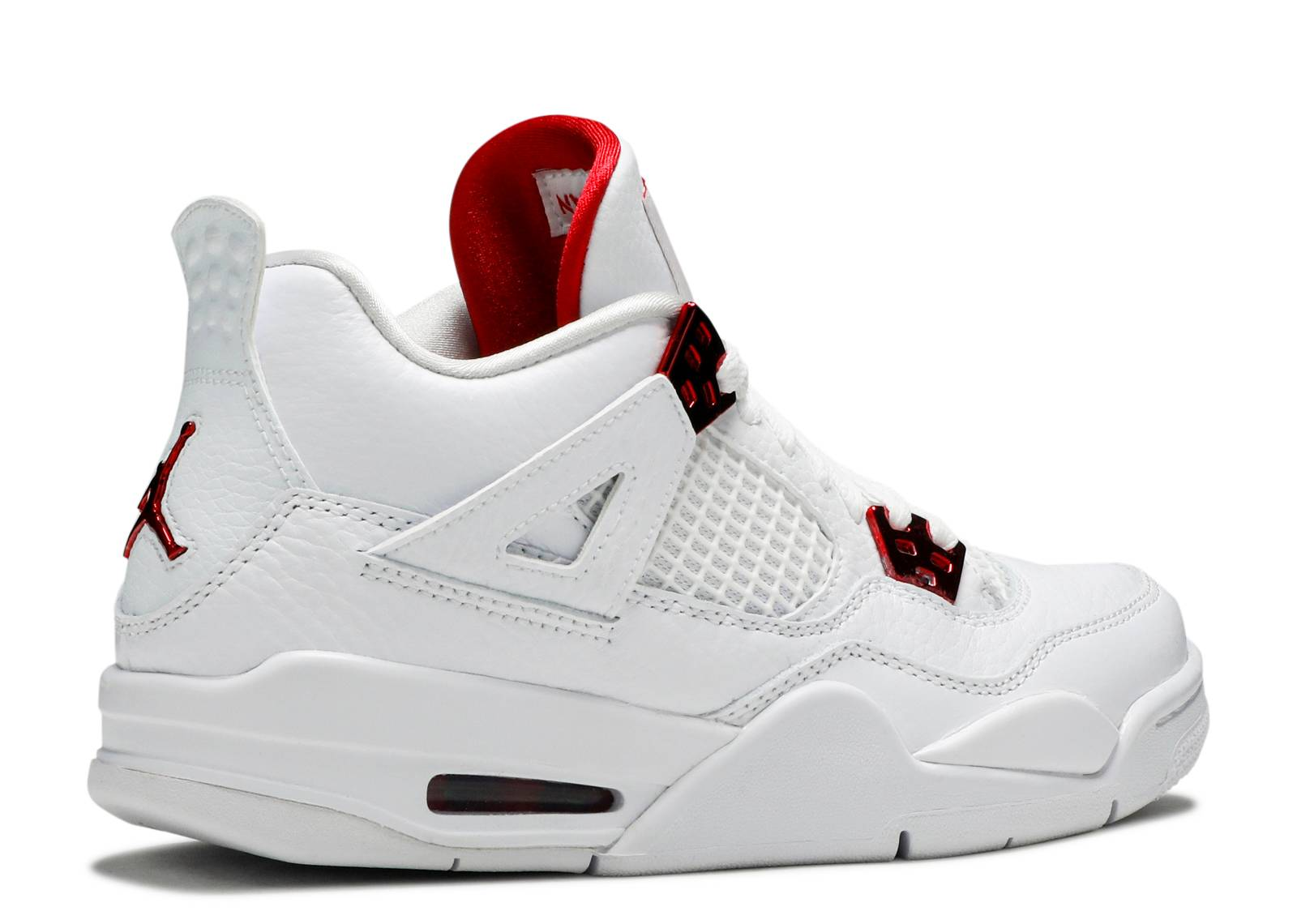 Nike Air Jordan 4 Retro GS 'Red Metallic'