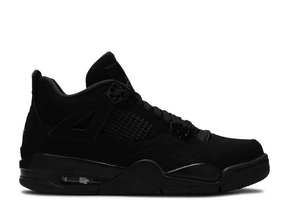 Nike Air Jordan 4 Retro GS 'Black Cat 2020'