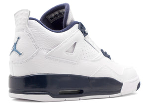 Nike Air Jordan 4 Retro BG 'Columbia'