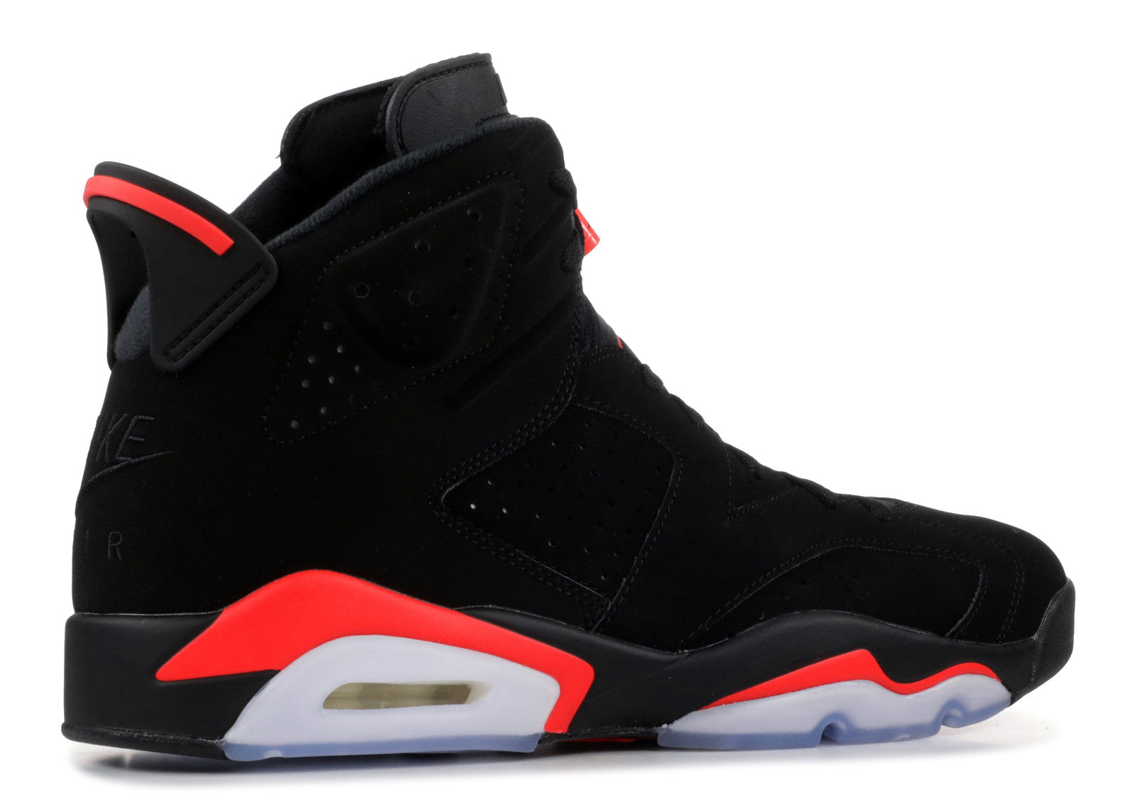Nike Air Jordan 6 Retro 'Black Infrared 2019'