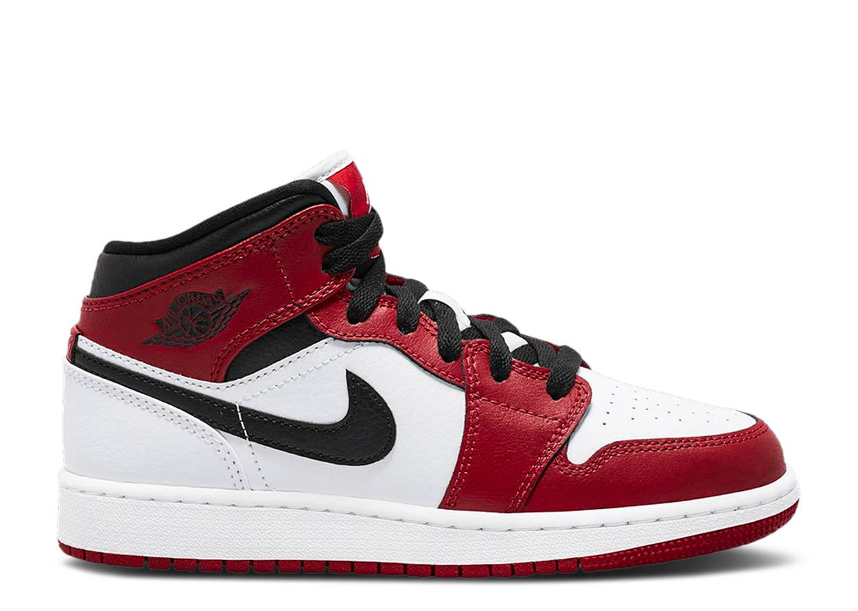 Nike Air Jordan 1 Mid GS 'Chicago 2020'