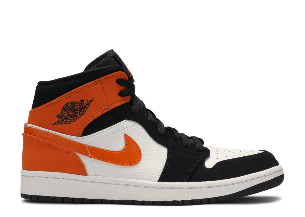 Nike Air Jordan 1 Mid 'Shattered Backboard'