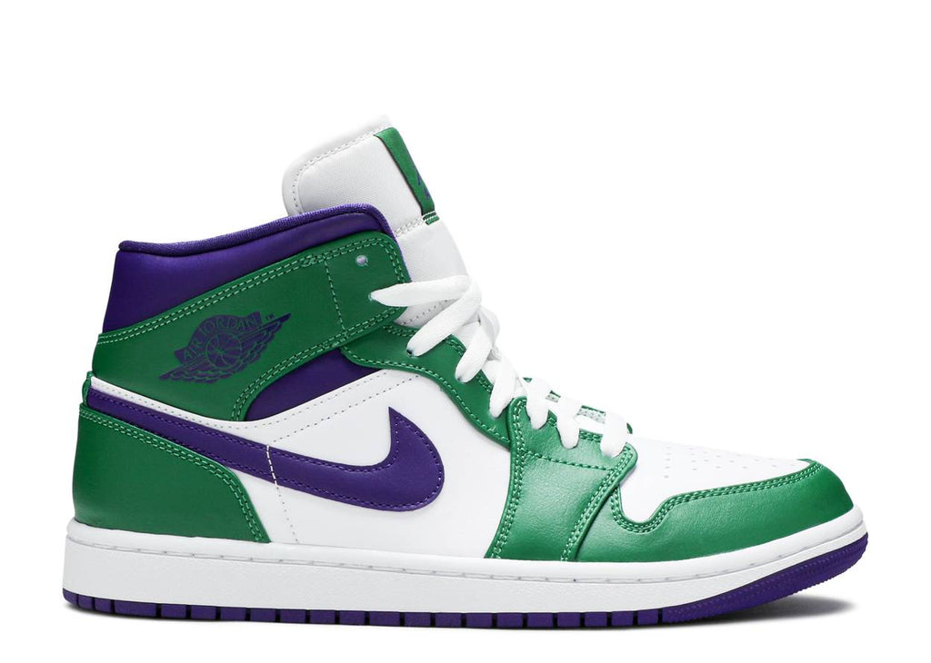 Nike Air Jordan 1 Mid 'Incredible Hulk'