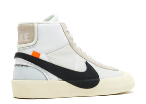 Off White X Nike Blazer Mid 'The Ten'
