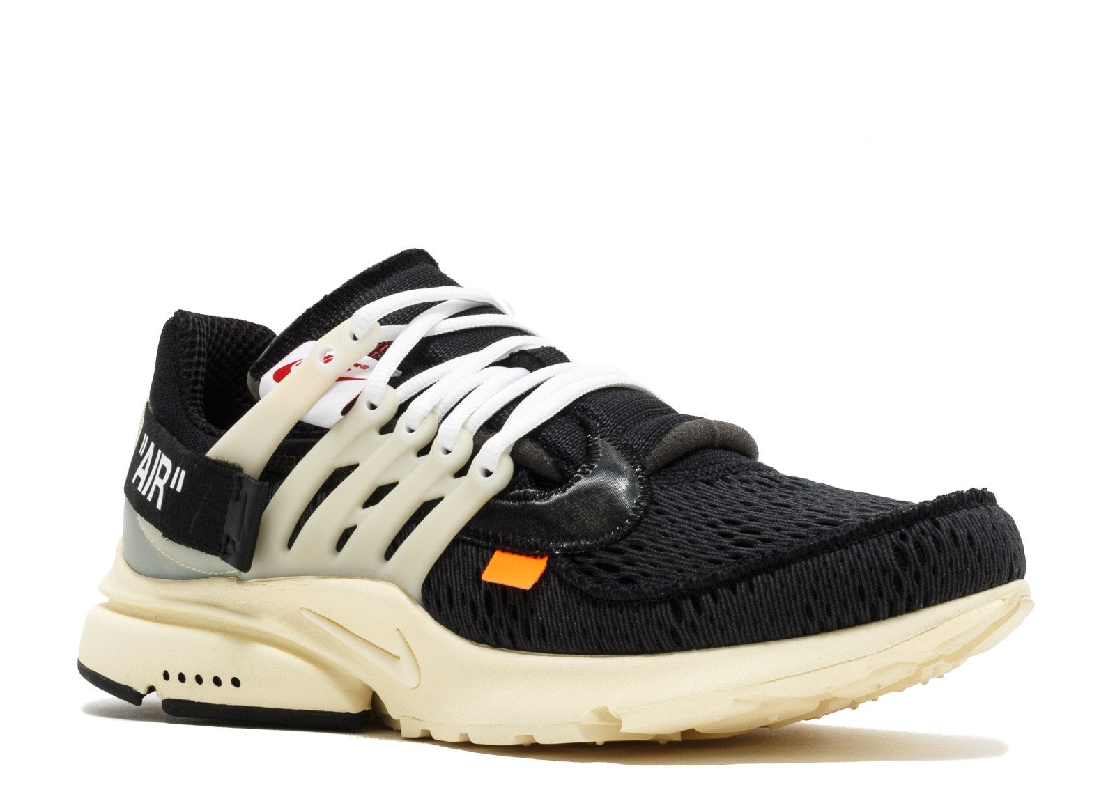 Off White X Nike Air Presto 'The Ten'
