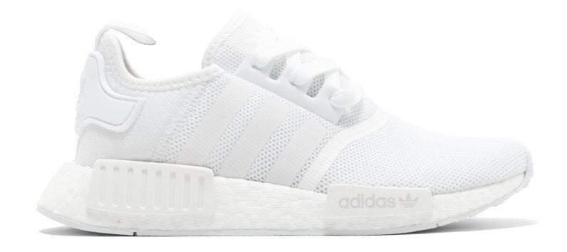 Adidas NMD R1 'Triple White'