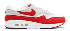Nike Air Max 1 Anniversary OG 'University Red'