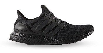 Adidas Ultra Boost 3.0 'Triple Black'