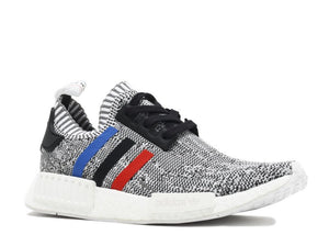 Adidas NMD R1 Primeknit 'Tri Colour Grey'