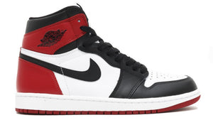 Nike Air Jordan 1 Retro High OG 'Black Toe'
