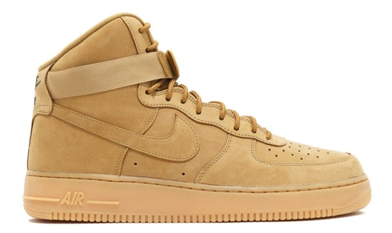 Nike Air Force 1 High '07 LV8 WB 'Flax'