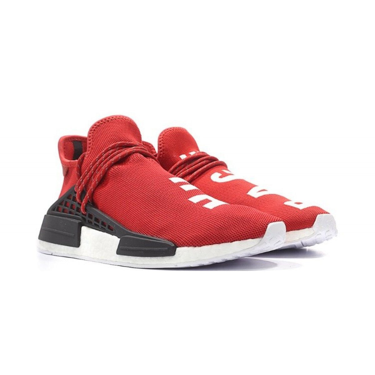 Pharrell Williams X Adidas Human Race NMD 'Red'